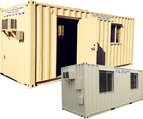 Contenedores De Acero Port 225 Tiles Para Oficina De 20 Pies